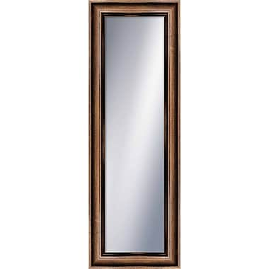 PTM Images Wayfare Wall Mirror; Gold