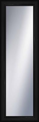 PTM Images Wayfare Wall Mirror; Black