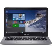 ASUS - Portatif VivoBook 90NL0061-M01960 14 po, Intel Pentium N370, 1,6 GHz, eMMC 128 Go, 4 Go DDR3, Windows 10