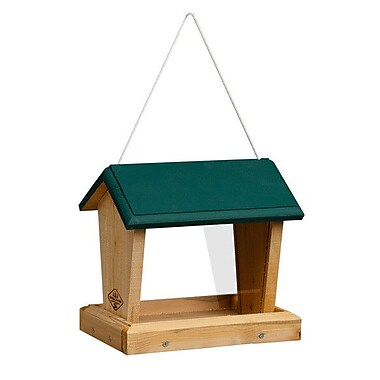 1000WestInc Hopper Hopper Bird Feeder