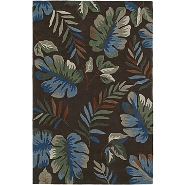 Dalyn Rug Co. Maui Chocolate Area Rug; 3'6'' x 5'6''