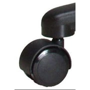 Perch Chairs & Stools Casters w/ Reverse Brake