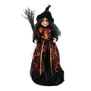 Santa's Workshop Charlotte The Witch Figurine