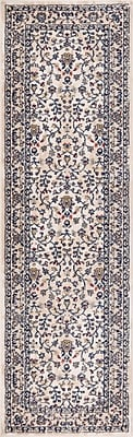 Well Woven Luxury Vintage Look Blue Area Rug; Runner 2'3'' x 7'7''