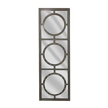 Sagebrook Home Wood Frame Full Length Mirror