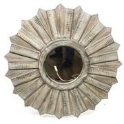 Sagebrook Home Wood Mirror
