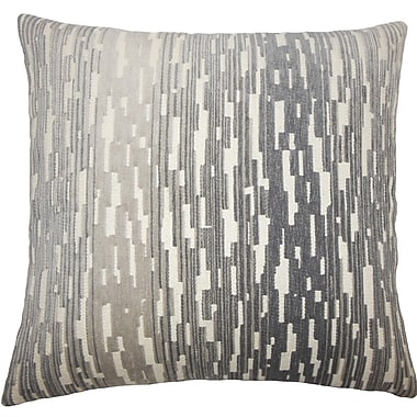 The Pillow Collection Yohance Geometric Throw Pillow; 18'' H x 18'' W x 5'' D