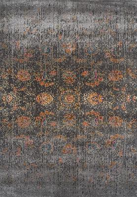 Dalyn Rug Co. Antiquity Dalyn Charcoal Area Rug; 9'6'' X 13'2''