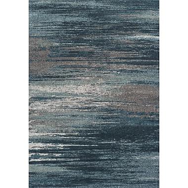Dalyn Rug Co. Modern Greys Teal Area Rug; 5'3'' X 7'7''