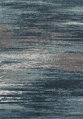 Dalyn Rug Co. Modern Greys Teal Area Rug; 9'6'' X 13'2''