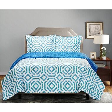 South Bay Apokas Comforter Set; Full/Queen