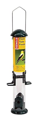 StokesSelect Finch Tube Bird Feeder (WYF078279024883) photo