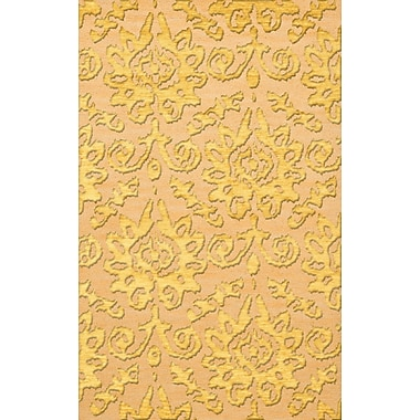 Dalyn Rug Co. Bella Beige/Yellow Area Rug; 12' x 15'