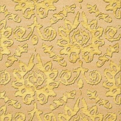 Dalyn Rug Co. Bella Machine Woven Wool Beige/Yellow Area Rug; Square 10'