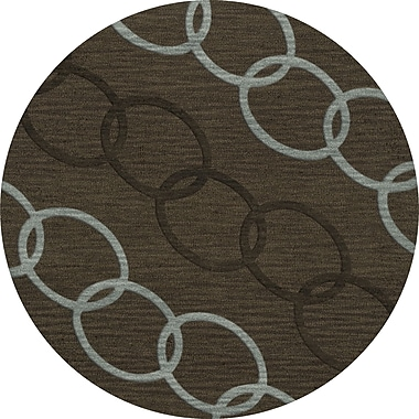 Dalyn Rug Co. Bella Brown Area Rug; Round 10'