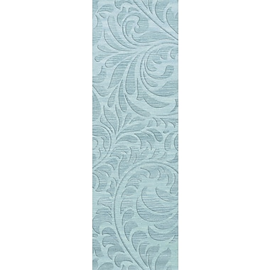 Dalyn Rug Co. Bella Blue Area Rug; Runner 2'6'' x 10'