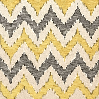 Dalyn Rug Co. Bella Beige/Gray/Yellow Area Rug; Square 10'