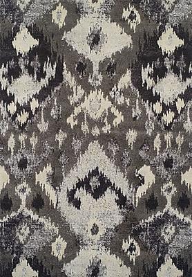 Dalyn Rug Co. Modern Grays Dalyn Pewter Area Rug; 5'3'' X 7'7''