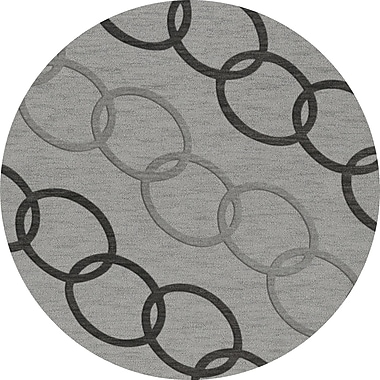 Dalyn Rug Co. Bella Gray Area Rug; Round 10'