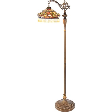 River of Goods Parisian 59'' Arched Floor Lamp