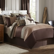 Design Studio Stowe Creek 4 Piece Comforter Set; Full