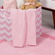 Little Love by Nojo Separates Blanket; Pink