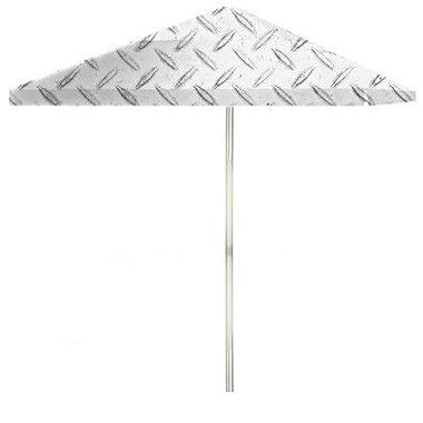 Best of Times 8' Urban Square Market Umbrella