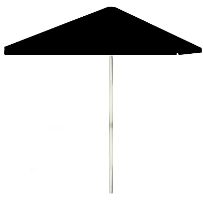 Best of Times Whiskey And Cigars 8' X 6' Rectangular Market Umbrella