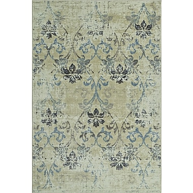 Dalyn Rug Co. Beckham Dalyn Ivory Area Rug; 4'11'' X 7'5''
