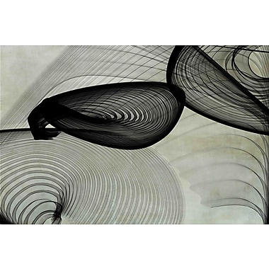 Marmont Hill Abstract 22 15 51 V2 by Irena Orlov Graphic Art on Wrapped Canvas; 40'' H x 60'' W