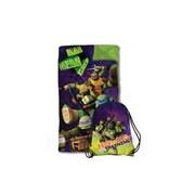 Linen Depot Direct Mutant Ninja Turtles Sling Bag Slumber