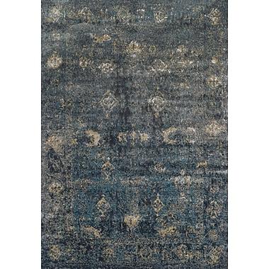 Dalyn Rug Co. Antiquity Dalyn Charcoal Area Rug; 5'3'' X 7'7''