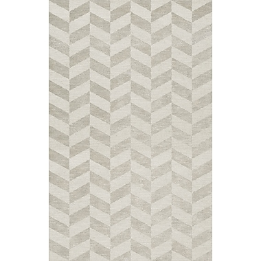 Dalyn Rug Co. Bella Gray Area Rug; 3' x 5'