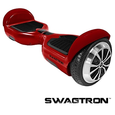 SwagtronMC – Gyropode mains libres T1, rouge granite, (88570-6)