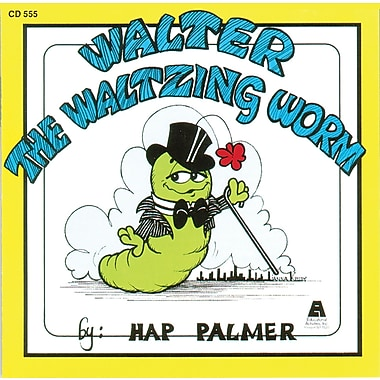 Educational Activities, Inc., Walter The Waltzing Worm, (CD555)
