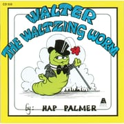 Hap Palmer CDs, Walter the Waltzing Worm
