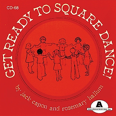 Educational Activities, Inc., Get Ready To Square Dance, (CD68)