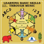 Educational Activities, Inc., Learning Basic Skills Through Music, Vol. 5 (CD594)