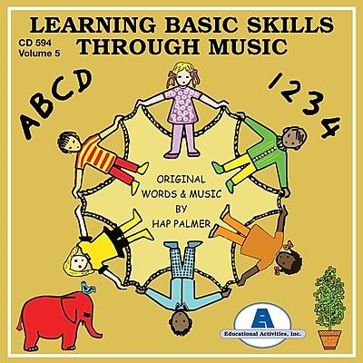 Educational Activities, Inc., Learning Basic Skills Through Music, Vol. 5 (CD594)