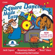 Educational Activities, Inc., Square Dancing Made Easy (CD680)