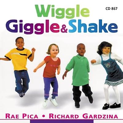 Educational Activities, Inc., Wiggle, Giggle and Shake (CD867)