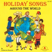 Educational Activities, Inc., Holiday Songs Around The World (CD54)