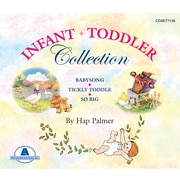 Educational Activities, Inc., Hap Palmer's Infant/Toddler Collection (CDSET7138)