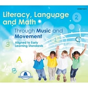 Educational Activities, Inc., Literacy, Language and Math Through Movement and Music (CDSET5214)