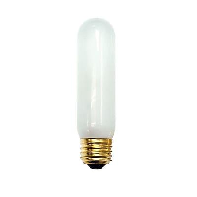 Bulbrite INC T10 25W Dimmable Frost 2700K Warm White 10PK (704025)