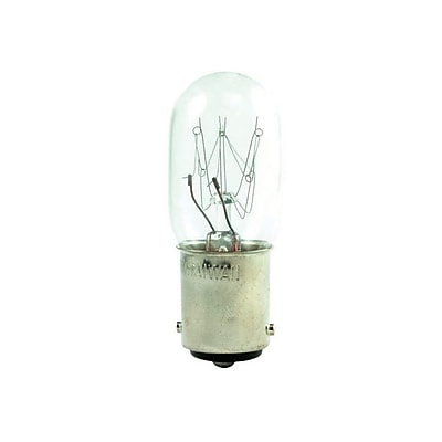 Bulbrite INC T7 25W Dimmable Clear 2700K Warm White 10PK (706114)