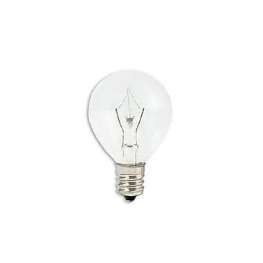 Bulbrite KRY G11 15W Dimmable Clear 2700K Soft White 10PK (461015)