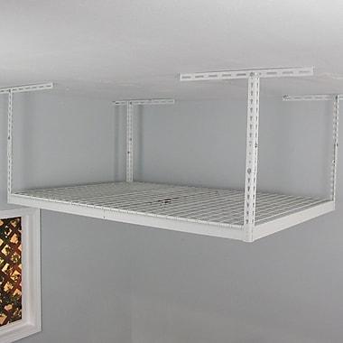 SafeRacks Overhead Storage Rack; 21'' H x 72'' W x 48'' D