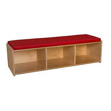 Contender™ 12.5''H x 46.75''W x 12''D Reading Bench (C990658F)