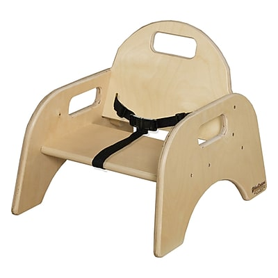 Wood Designs 5'' Seat Height Woodie with Belt Strap (80500BT)